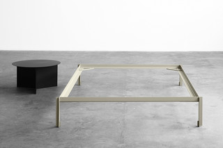 Loop bed  by  HAY