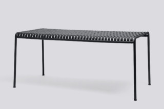 Palissade dining table rectangular  by  HAY