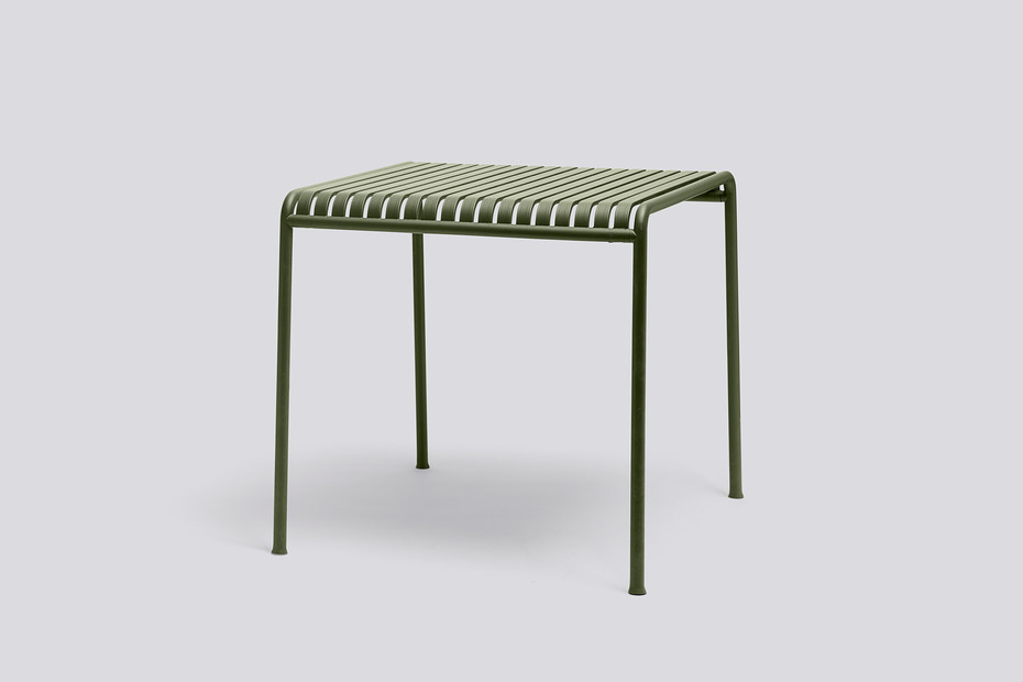 Palissade dining table square