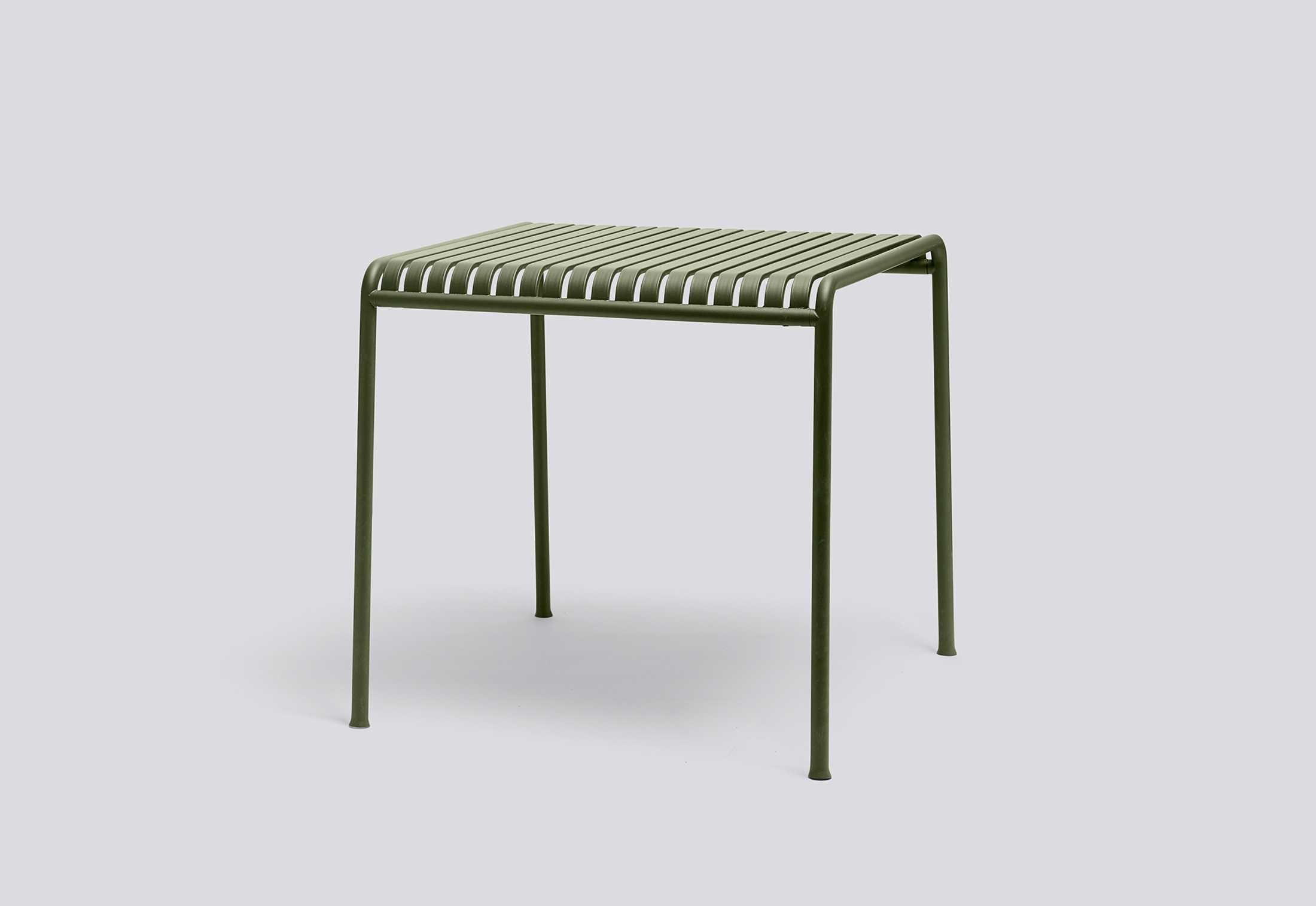 Palissade Dining Table Square By Hay Stylepark