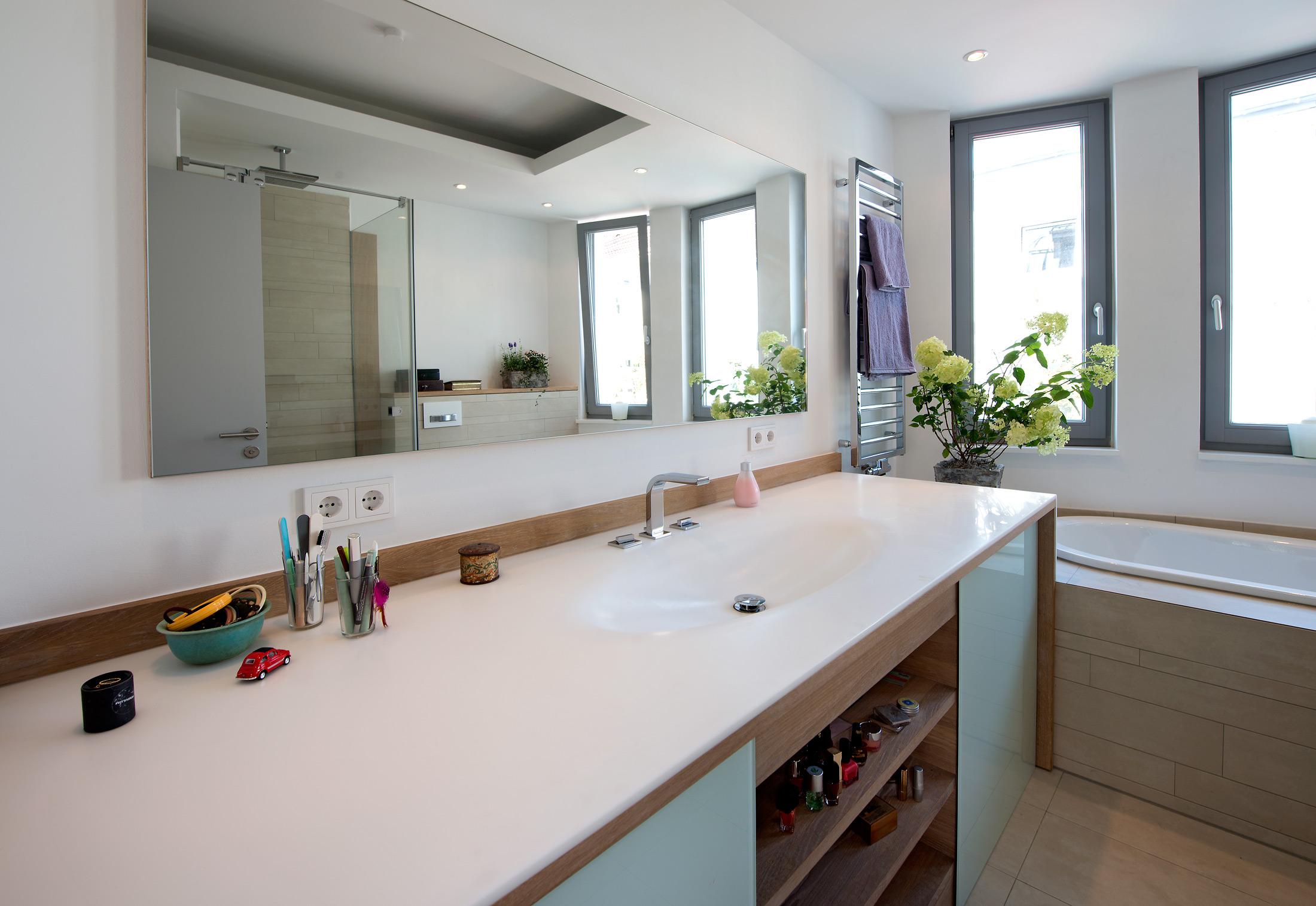 ice loft hamburg von hi macs stylepark. Black Bedroom Furniture Sets. Home Design Ideas