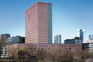 IG Metall Frankfurt  von  Hofmann Naturstein