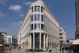 Kröpcke Center Hanover  by  Hofmann Naturstein