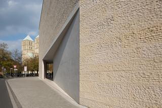 LWL Münster  by  Hofmann Naturstein
