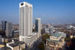 Opernturm Frankfurt  von  Hofmann Naturstein