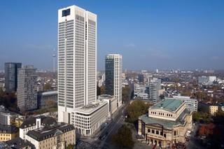 Opernturm Frankfurt  by  Hofmann Naturstein
