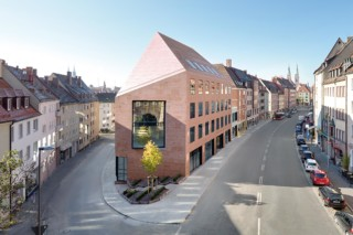 Sebald Kontore Nürnberg  von  Hofmann Naturstein