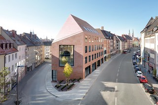 Sebald Kontore Nuremberg  by  Hofmann Naturstein