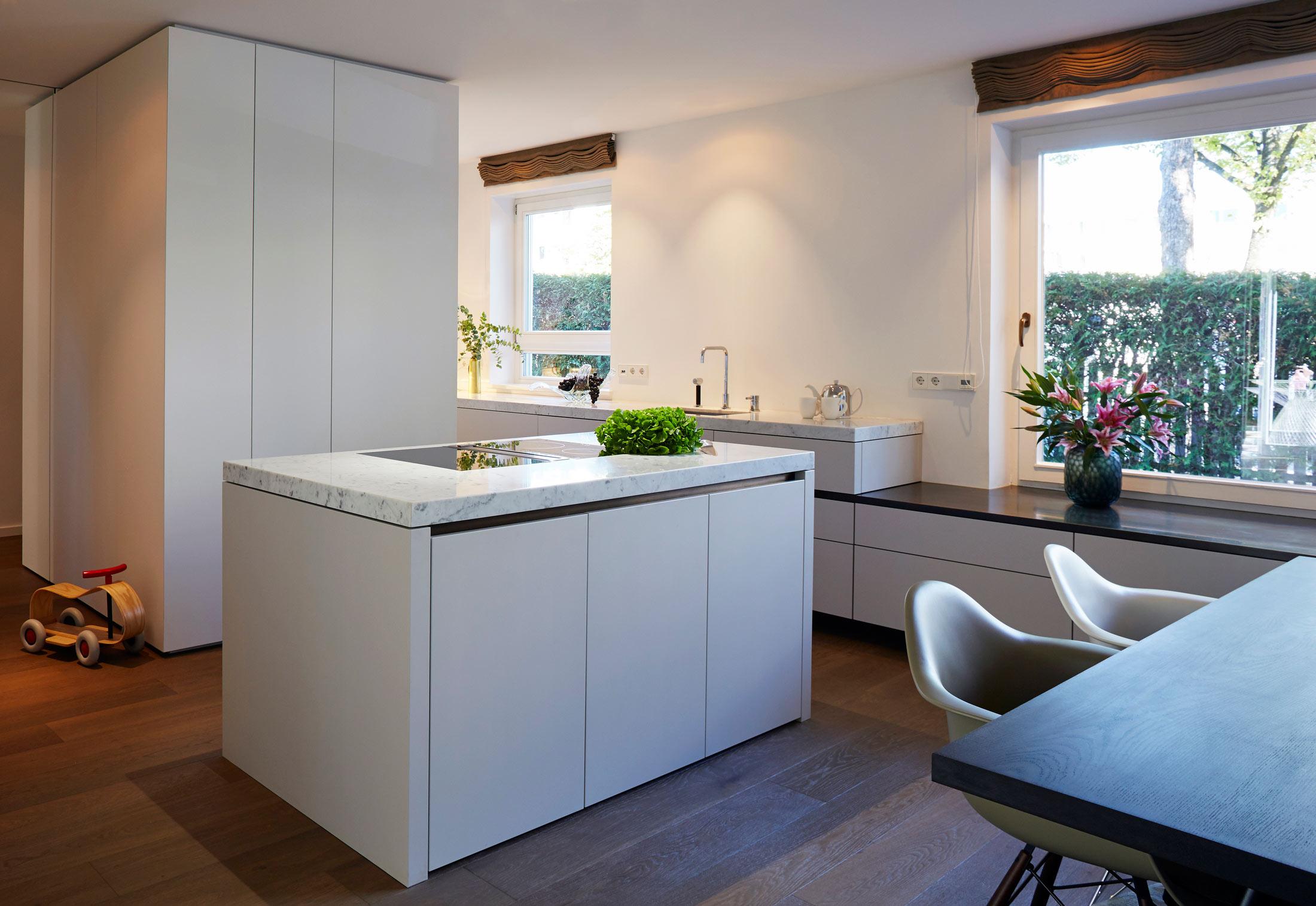 cucina bianco von holzrausch stylepark. Black Bedroom Furniture Sets. Home Design Ideas