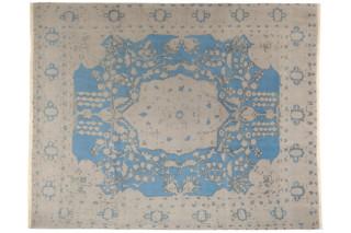Farah Blue  by  Hossein Rezvani