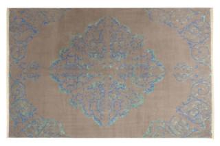 Termeh Turquoise  by  Hossein Rezvani