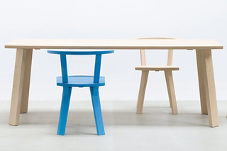 Alpin table  by  Hussl