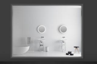 BOWL bathroom furniture set 3  by  Inbani