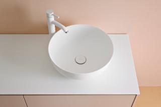 CERCLO countertop basin  by  Inbani