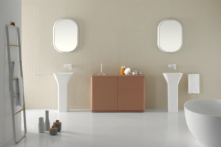 FLUENT bathroom furniture set 1  by  Inbani