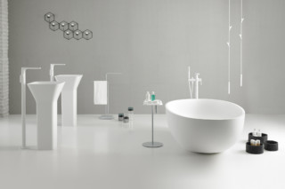 FLUENT bathroom furniture set 2  by  Inbani