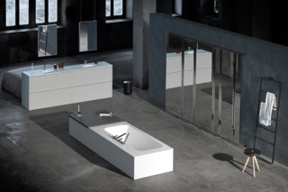 KA bathroom furniture set 1  by  Inbani