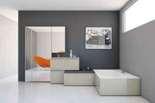 KA bathroom furniture set 7  by  Inbani