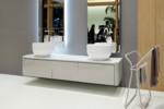 ORIGIN wall-mounted vanity unit  by  Inbani