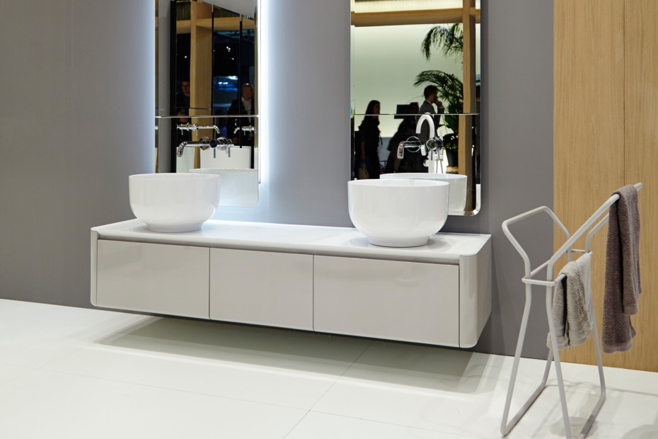 ORIGIN wall-mounted vanity unit