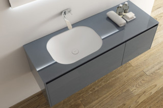 OU sunken-in washbasin  by  Inbani