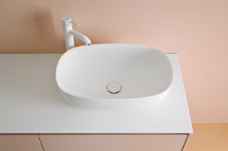 OVALO countertop basin  by  Inbani