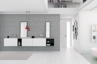 STRATO bathroom furniture set 12  by  Inbani