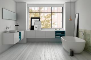 STRATO bathroom furniture set 13  by  Inbani