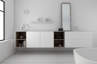 STRATO bathroom furniture set 14  by  Inbani