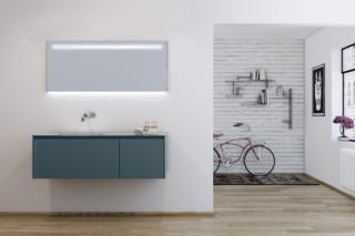 STRATO bathroom furniture set 17  by  Inbani