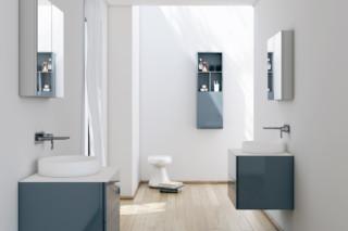 STRATO bathroom furniture set 18  by  Inbani