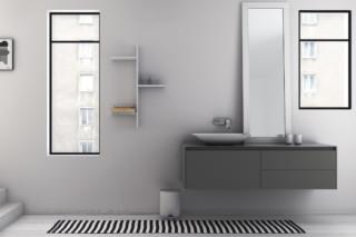 STRATO bathroom furniture set 19  by  Inbani