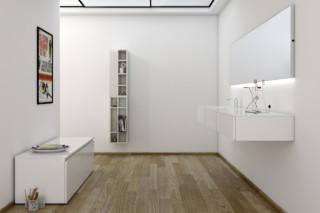 STRATO bathroom furniture set 20  by  Inbani
