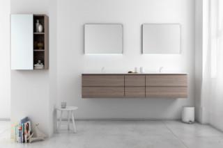 STRATO bathroom furniture set 22  by  Inbani