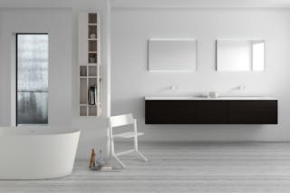 STRATO bathroom furniture set 24  by  Inbani