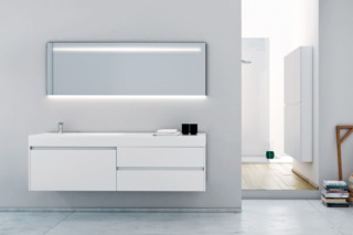 STRATO bathroom furniture set 25  by  Inbani