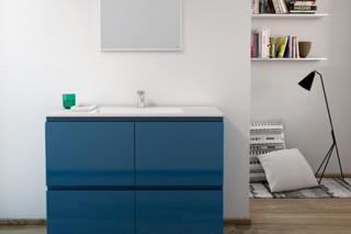 STRATO bathroom furniture set 26  by  Inbani