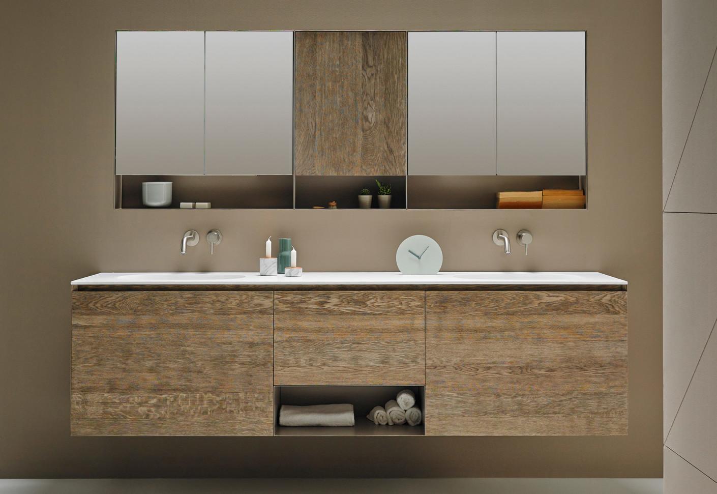 Strato bathroom furniture set 8 by inbani stylepark for Bathroom furniture sets