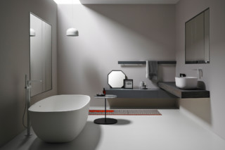 STRATO bathroom furniture set 9  by  Inbani