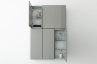 STRATO Levels wall cabinet  by  Inbani