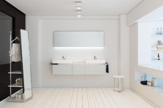 STRUCTURE bathroom furniture set 2  by  Inbani