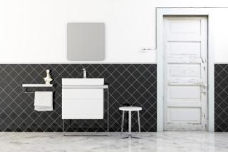 STRUCTURE bathroom furniture set 6  by  Inbani