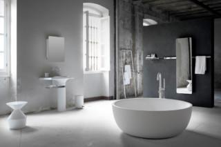 VASE bathroom furniture set 1  by  Inbani