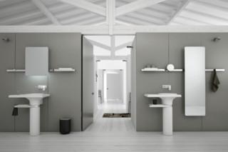 VASE bathroom furniture set 2  by  Inbani
