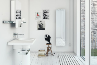 VASE bathroom furniture set 4  by  Inbani
