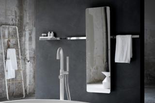 VASE mirror cabinet  by  Inbani