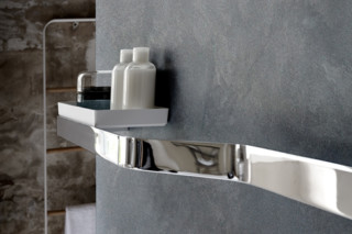 VASE towel rail  by  Inbani