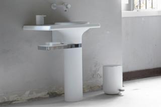 VASE washbasin  by  Inbani