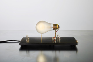 I Ricchi Poveri - Monument for a Bulb  by  Ingo Maurer