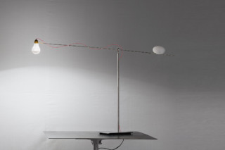 Ru Ku Ku table lamp  by  Ingo Maurer